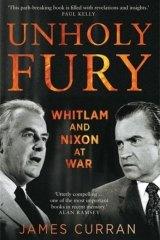 <i>Unholy Fury</i> by James Curran
