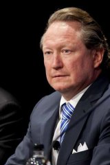 Andrew Forrest: Judges gave the Fortescue chief's email ''a meaning it doesn't bear'', his lawyer tells the High Court.
