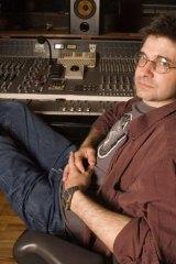 Producer Steve Albini.