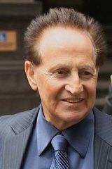 Bankrupt: Dr Geoffrey Edelsten.