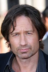 Looking a little older, David Duchovny is keen to reprise his role as Fox Mulder.