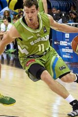 Slovenian guard Goran Dragic has accused Australia of not playing in the right spirit.