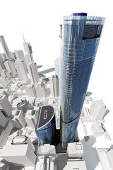 One of the towers set for the failed Vision site would include a five-star hotel.