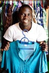 Meshach Mukwaya ... a roadside shack seller.