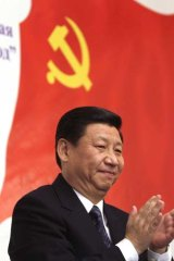 Bound for glory … the Chinese Vice-President, Xi Jinping, was billeted with local farmers when he first visited Iowa in 1985.