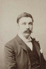 Author Fergus Hume.