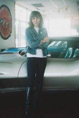 Music critic Jessica Hopper.