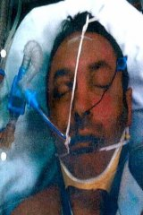 Timothy McCarthy, the victim of a king hit in Civic, Canberra, in the early hours of a Sunday morning in July 2011.