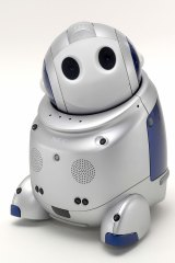 La Trobe University researchers see robots as a key to healthcare in the future.