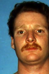 Luke Andrew Hunter, escaped while serving life term for murder in Queensland in 1996