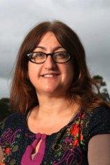 CFMEU NSW president Rita Mallia.