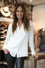 On the move: Gail Elliott's Little Joe Women is now with Myer.
