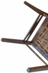Fred Ward's <i>Blueprint chair</i>, c.1931, private collection.