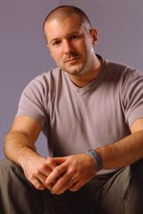 Arise Sir Jony ... Apple's chief designer Jonathan Ive.