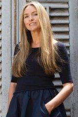 Australian designer Collette Dinnigan.