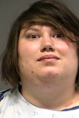 Arrested ... Korena Elaine Roberts.
