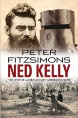 <i>Ned Kelly,</i> by Peter FitzSimons.