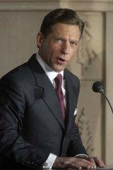 Charismatic … Scientology leader David Miscavige.