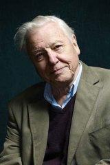 Advice: Sir David Attenborough.