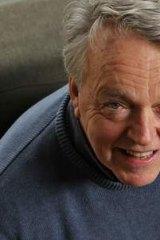 Musician Mike Brady, Australia's most successful jingle writer.
