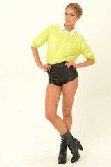 From the Supre website - High Waist Knicker shorts.