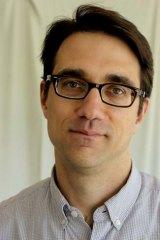 Jeff Janisheski, head of acting at NIDA.