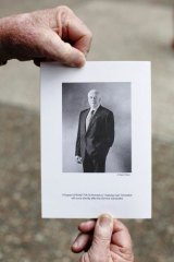 How grand it was to be united again in Gough Whitlam's compelling presence.