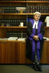 Chief Judge Michael Rozenes.