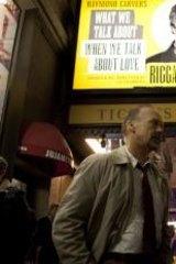 Haunting emotional power: Michael Keaton, left and Edward Norton star in Alejandro Gonzalez Inarritu's new film <i>Birdman</i>.