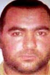 ISIL leader Abu Bakr al-Baghdadi.