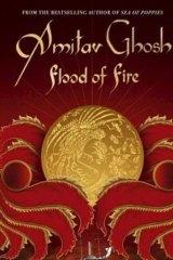 <i>Flood of Fire</i> by Amitav Ghosh.