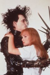 <i>Edward Scissorhands</i>: Elfman says Tim Burton has a unique personality.