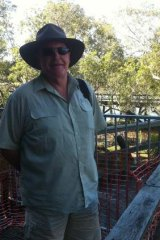 Carindale retiree Neil Langton hopes Brisbane City Council will reconsider plans to remove the boardwalk along the river at the city botanic gardens.