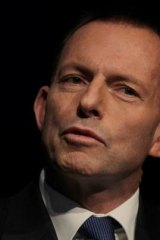 Tony Abbott said the program needs to be appropriately targeted.