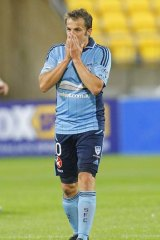 Gift to the game ... Del Piero's arrival has ignited a new passion amongst fans for the A-League competition.