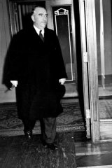 Robert Menzies was widely seen as abrasive and arrogant. Sound familiar? But he came back, and for the long run.