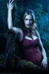 The True Blood star will appear in her true human form at Supanova this weekend.