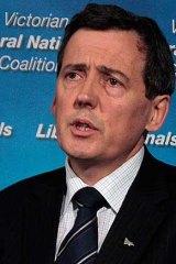 Victoria Attorney-General Robert Clark.
