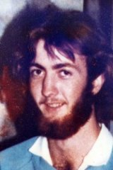 Missing man Anthony 'Tony' Jones.
