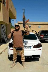 Safety concerns: Sydney gangster Khaled Sharrouf is now believed to be fighting in Iraq and Syria.