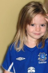 Madeleine McCann was on holiday in Spain when she was abducted.