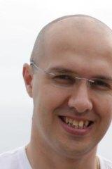 No entry allowed: Andrey Shirben, founder of SYD Ventures.