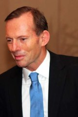 Labor waiting on tenterhooks ... Tony Abbott is yet to reveal where he plans to cut expenditure.