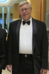 Graeme Moad, a Nobel Prize contender.