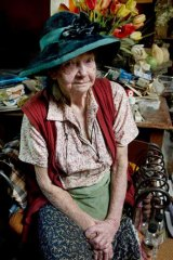 Maragret Olley: left millions to Australia's artistic community.