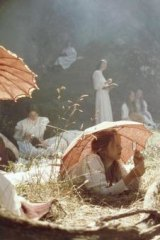 Smoke and mirrors, and bridal veils hung over Russell Boyd's lenses, created the famous fuzzy glow in <i>Picnic at Hanging Rock</i>.