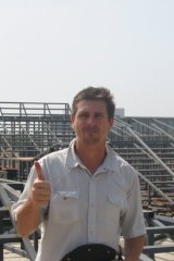 Brad Shaw is behind the massive skate park development.