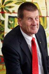 Former premier Jeff Kennett.