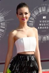 """These so called nudes of me are FAKE"": Victoria Justice."