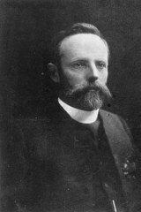 Brisbane's Canon David James Garland was instrumental in starting Anzac Day ceremonies in Australia.